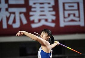 中国田径蓄力奥运争取突破
