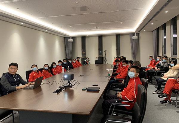 防患于未然 中国田径协会开展《防范误服误用》专题讲座