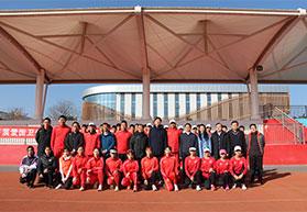 国家体育总局副局长高志丹一行赴昆明看望慰问国家田径队奥运备战队伍
