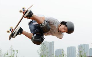 中国轮滑协会合作伙伴(器材