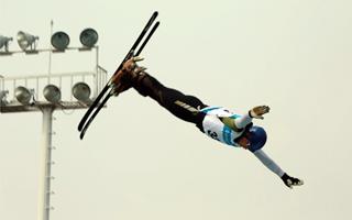中国国家自由式滑雪空中技巧