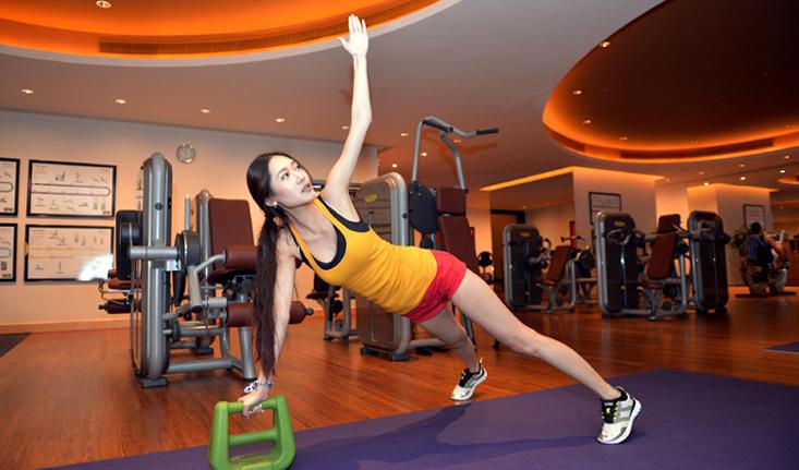 春节体育消费市场居家健身器材走俏