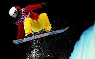 中国自由式滑雪U型场地国家