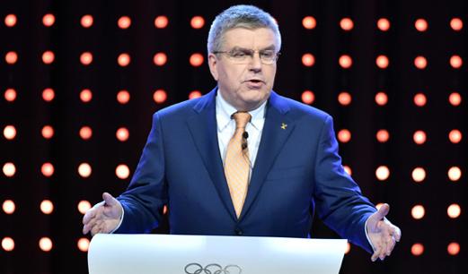 巴赫连任国际奥委会主席