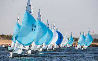 中国国家帆船帆板队官方赞助