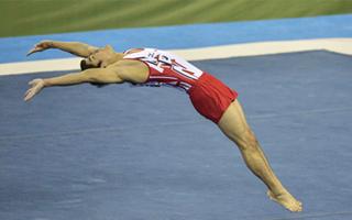 中国国家体操队官方合作伙伴
