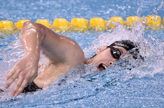 中国国家游泳队合作伙伴(护肤品类)权益招商项目信息