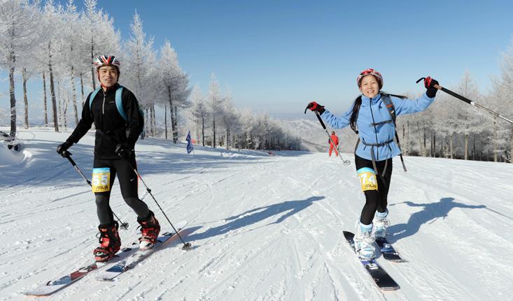冰雪旅游將迎加速發展期