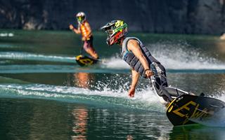 2021年全国动力冲浪板锦标赛