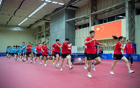 """中国乒协将办""""直通WTT大满贯·世乒赛""""等赛事继续备战"""