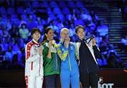 2019世锦赛女子重剑林声摘银