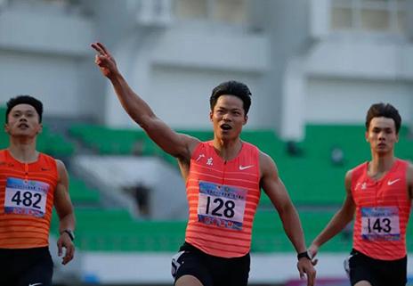 9秒98!田径分区邀请赛 苏炳添百米强势夺冠 创赛季亚洲最佳