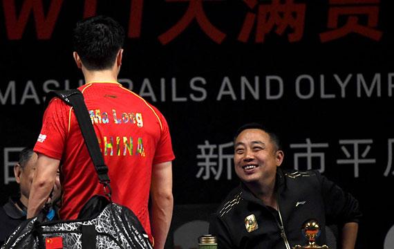 刘国梁:体育功能应更多元化 创新源自热爱与责任