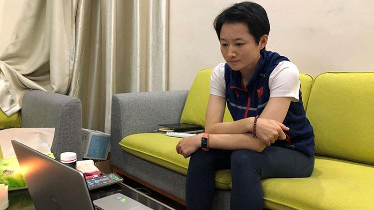 中国跆协副主席吴静钰受邀参加第十届国际运动员论坛