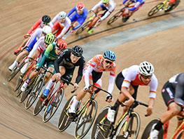 2021年全國場地自行車錦標賽