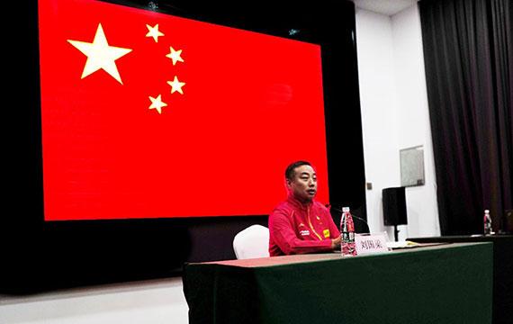 国家乒乓球队组织召开东京奥运会反兴奋剂工作会议