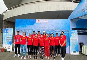 2021年全国田径锦标赛暨全运会资格赛反兴奋剂拓展教育活动顺利开展