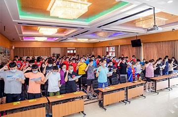北京市先农坛体育运动技术学校反兴奋剂培训班开班