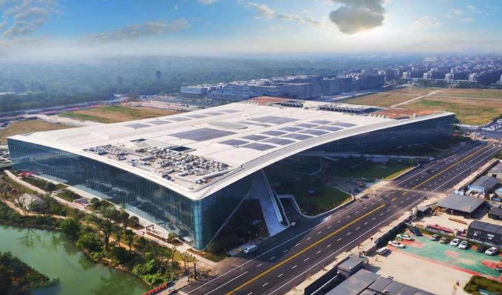 典型案例   杭州市西湖区文体中心
