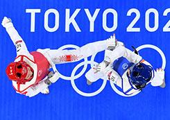 东京奥运会比赛精彩集锦