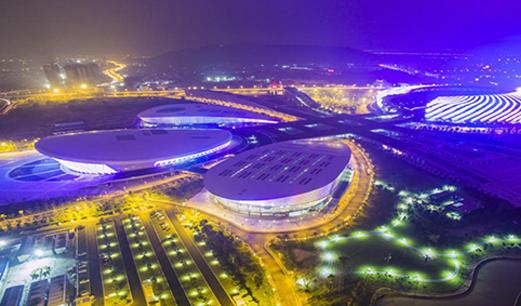 体育场馆型体育服务综合体之福州市海峡奥体中心