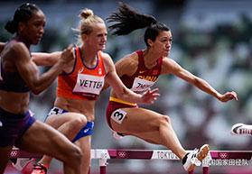 DAY6丨郑妮娜力亮相女子七项全能 谢文骏遗憾止步110米栏半决赛