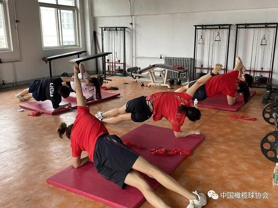 中国女水新的征程