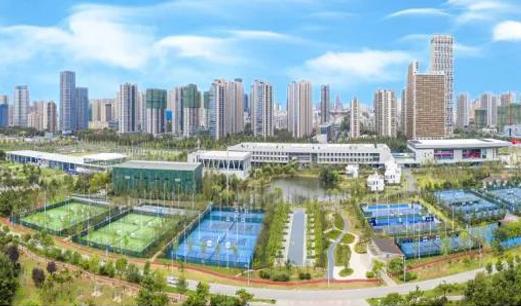 典型案例   户外运动休闲空间型体育服务综合体——日照奥林匹克水上运动公园