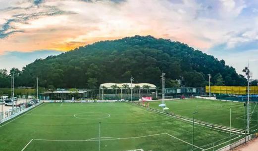 典型案例   广州市白云区奥绅体育公园