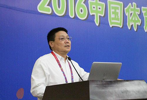 深圳贝尔信集团董事长郑长春发言