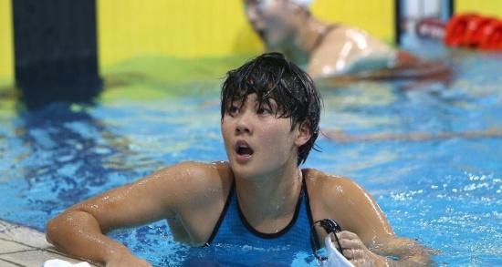 国际泳联10公里马拉松游泳世界杯千岛湖站 辛鑫夺冠