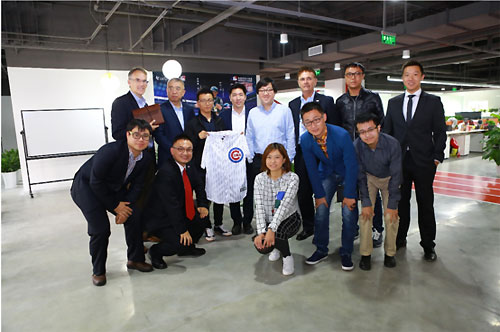 mlb高管访问乐视体育副总裁赞其推广能力出色-中国棒球协会官方网站_中国棒协