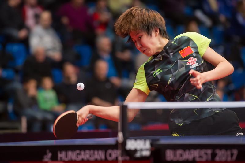1月19日,中国选手陈幸同在女单首轮比赛中以4比1战胜匈牙利选手拜尔盖尔,顺利晋级