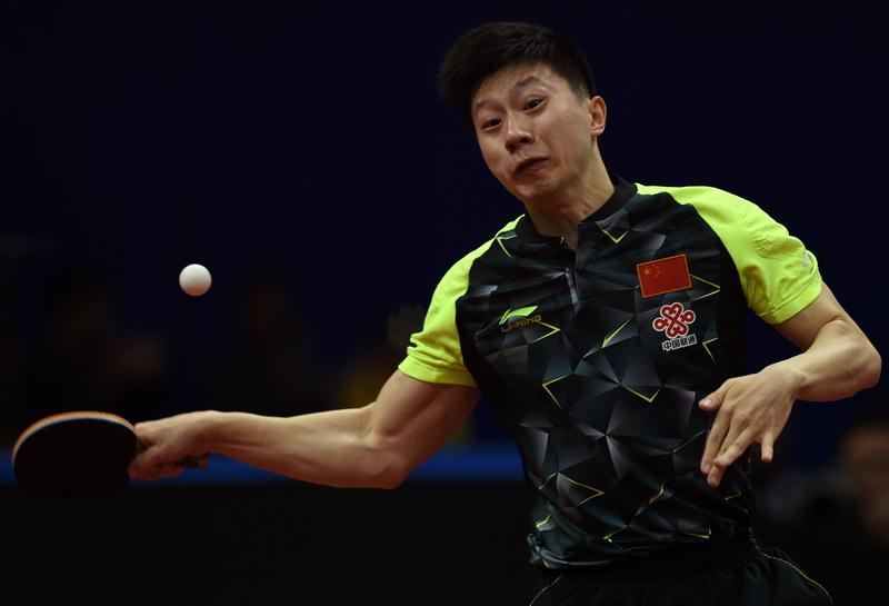 亚锦赛男团:中国队晋级四强