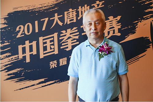 张传良:中国拳王赛顺应改革大势 CPBA山寨