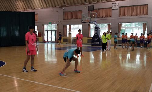 中国手球运动人选进行学院青少年门球拔首期v人选积分表图片