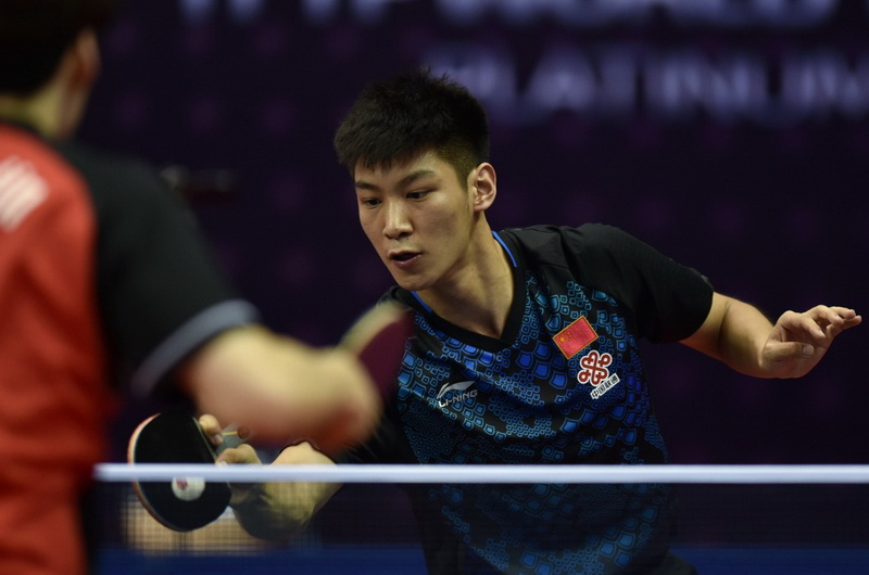 中国公开赛:薛飞资格赛遭淘汰