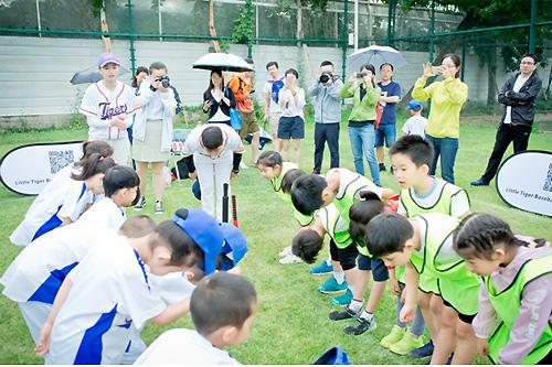 2018幼儿世界日暨垒球软式棒垒球邀请赛举行香港赛马会一肖中恃图片