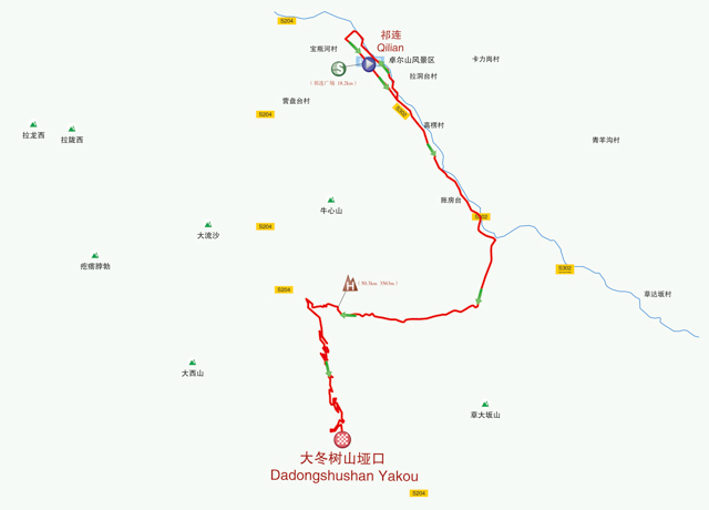 青海 第六赛段遇难题赛程 祁连爬坡赛检讨高海拔本事
