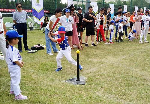 第二届北京幼儿软式棒垒球邀请赛圆满落幕switch拳击怎么样图片