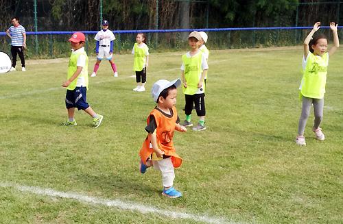 第二届北京台球软式棒垒球邀请赛圆满游戏单机版全集落幕幼儿图片