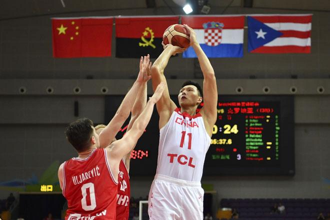 男篮世界杯战力榜中国第15