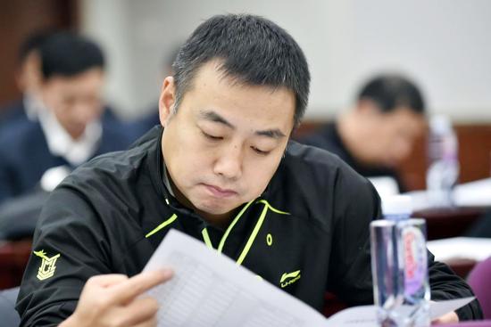 刘国梁:世乒联将在全球设立办事处,培养潜力人才